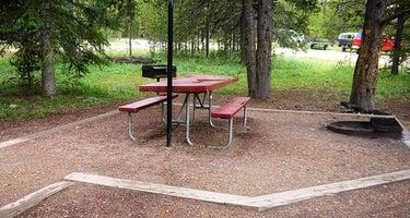 Porcupine Campground (wy)