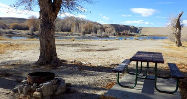 Tail Race Campground