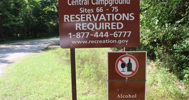 Central Group Campground