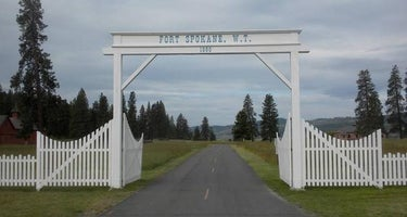 Fort Spokane Group Site