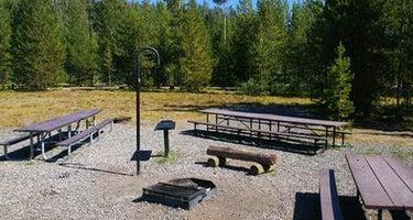 Big Springs Grp. Area - Island Park