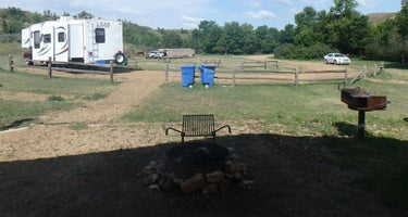 Roundup Group Horse Camp