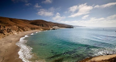 Santa Rosa Island Backcountry Beach Camping