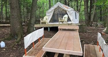 Ohana Roots Camp at Sandy Pond