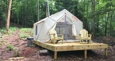 Hidden Hoosic   Riverside Camp