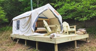 Catskill Mountainside Camp