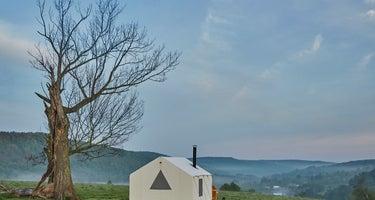 Mountain Top Camp at Greenane
