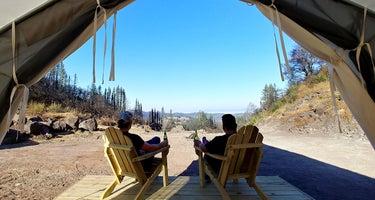 Mystic Mountain Petrified Camp