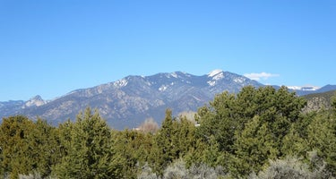 NM Mountains Wildlife Paradise
