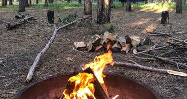 CCC Bridge State Forest Campground