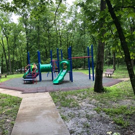 Puma loop playground