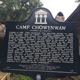 Camp Chowenwaw