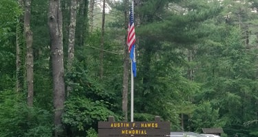 Austin Hawes Memorial - American Legion State Forest