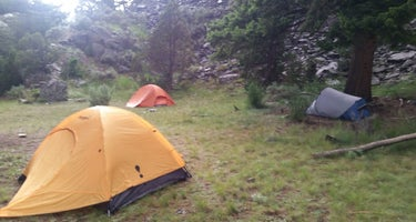 2H1 - Y.N.P. Backcountry Campsite
