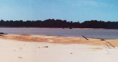 Red River Sandbox Camping: River View Camp - CLOSED