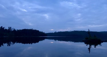 Boundary Waters Canoe Area, North Temperance Lake Backcountry Camping Site #905