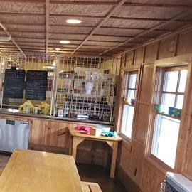 Dining Room April 2018