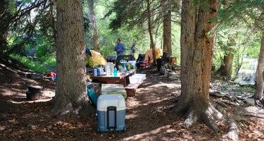 Pickaroon Campground