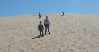 Imperial Sand Dunes RA - Pad 5 - BLM
