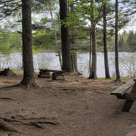 Abol Pines site