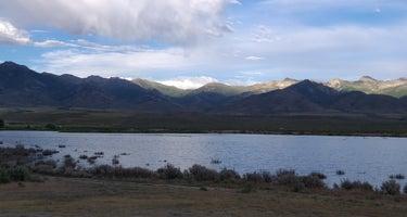 Zunino-Jiggs Reservoir