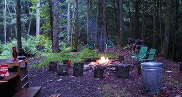 Brookside at Camp Relevé