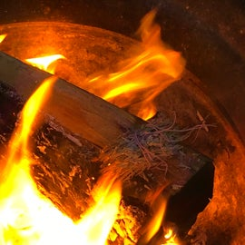 Personal fire pits- big fan.