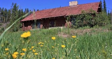 Keystone Ranger Station
