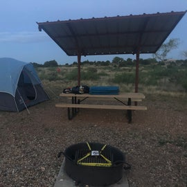 Mesquite Loop site