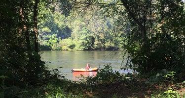 Hiwassee River Area