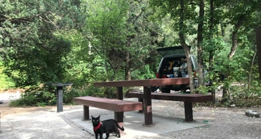 Palisades Creek Campground