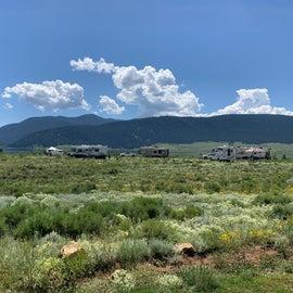 Campsite Vista