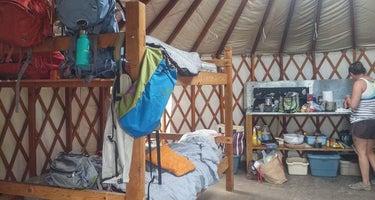 Grizzly Ridge Yurt