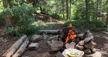 Ceran St. Vrain Trail Dispersed Camping