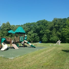 Playground by Riverview
