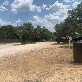 Campground Parking