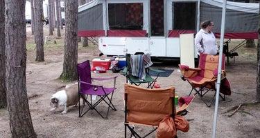Flanagan's Pearl Lake Campsite