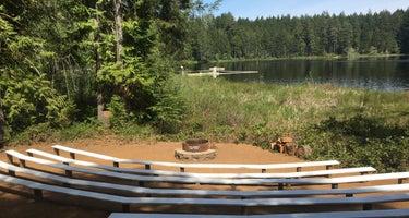 Panhandle Lake Camp