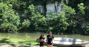 Chimney Rock Canoe and Campground