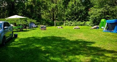 Backbone Horse Campground
