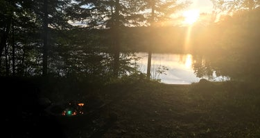 Chequamegon National Forest Perch Lake Campground