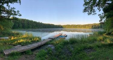 Enchanted Pebawma Lake Campground