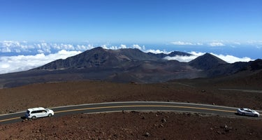 Holua Dispersed - Haleakala National Park - Maui