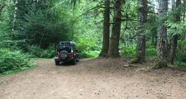Foss River Campground