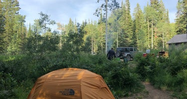 Dry Lake Campground