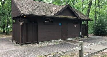 Nichols Lake South Campground