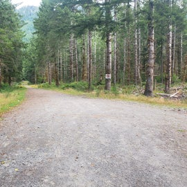 Upper Camping Area