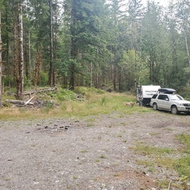 Lower Camping Area