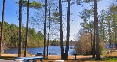 Tuxbury Pond Resort
