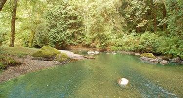Friday Creek Campground